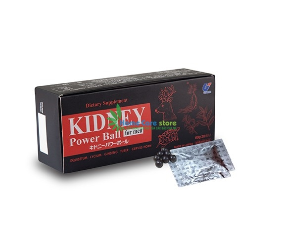 Kidney-power-ball