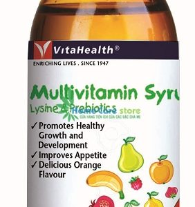 Multivitamin-PlusLysine-Prebiotic