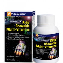 Vitahealth Robovites Kids' Chewable Multi-Vitamins