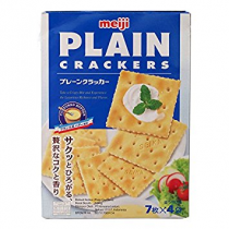 Bánh Qui Meiji Plain Crackers