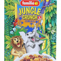 Ngũ cốc Jungle Crunch 250g