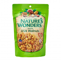 Hạt Nature's Wonder Baked USA Walnuts