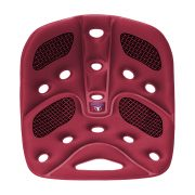 SitSmart Traction, Wine Red - 1955C, Front (1)