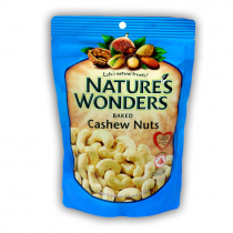 Hạt Nature's Wonders Baked Cashew Nuts